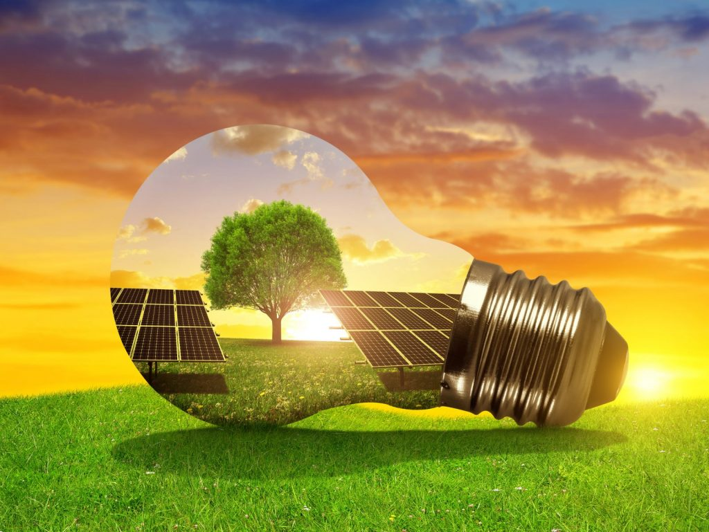 solar energy impacts our environment