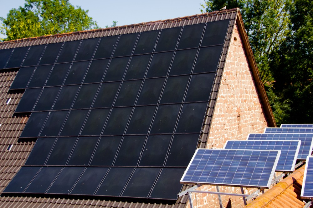 Three Different Types of Solar Panels